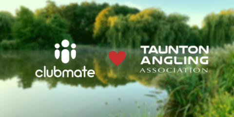 Taunton Angling Association joins forces with Clubmate
